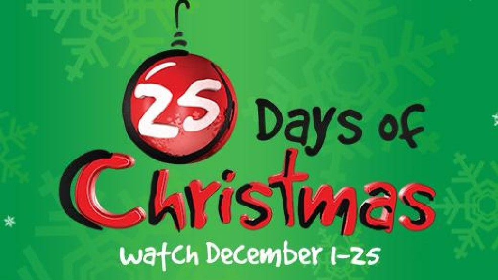 Freeform Christmas Schedule.Freeform S 25 Days Of Christmas Tv Schedule For 2016 Krcg