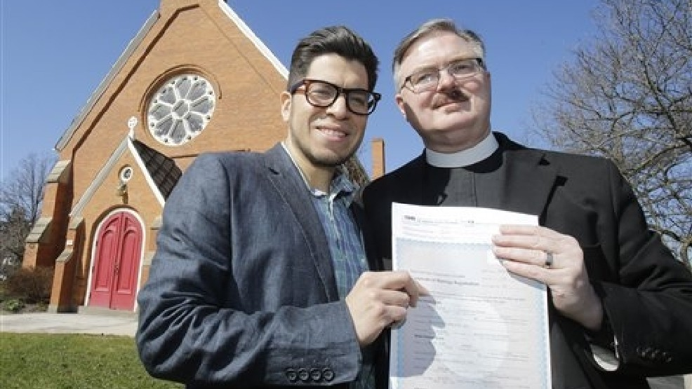 Episcopal church stance on gay marriage