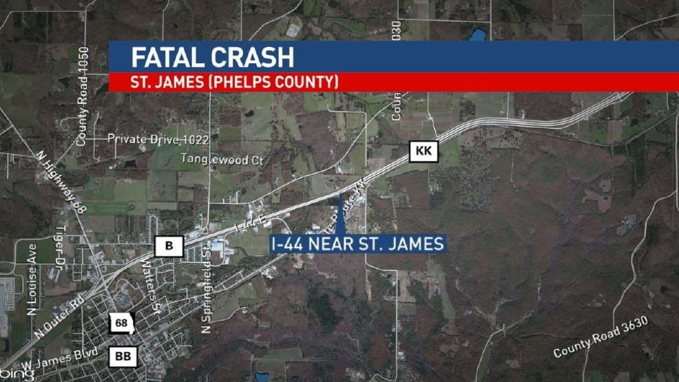 Two killed, four injured during crash on I-44 | KRCG