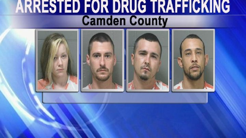 Louisiana residents arrested for drug trafficking in