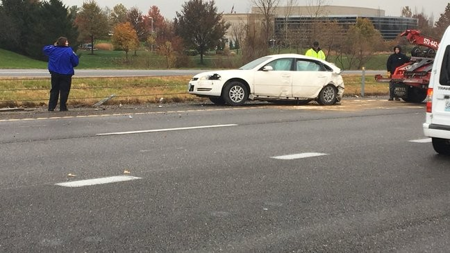 One injured after multi-vehicle accident in Columbia | KRCG