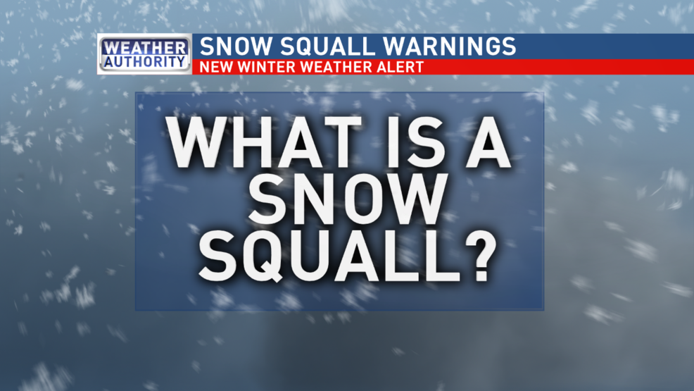 Snow Squall Warnings Why The Weather Alert Can Now Be Issued In Mid Missouri Krcg