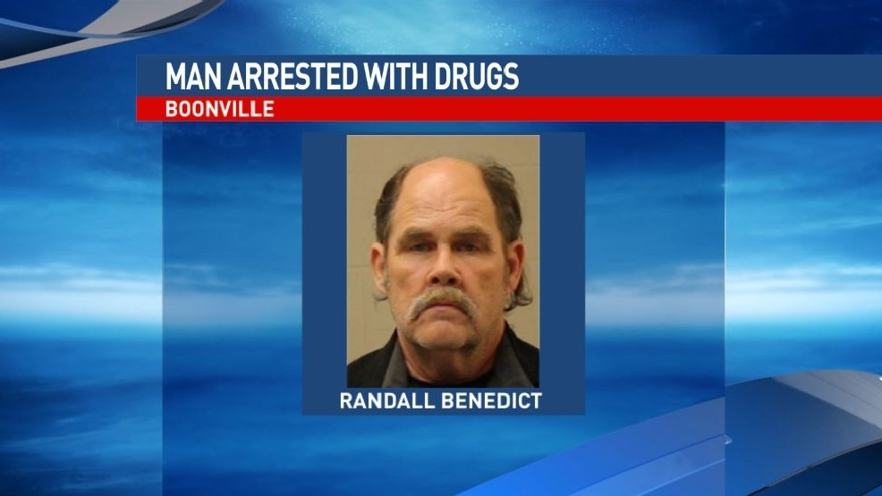 Boonville man arrested narcotics search warrent | KRCG